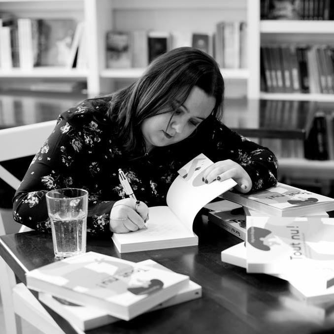 Myriam Daguzan Bernier